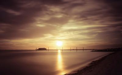 Long Exposure Sunrise