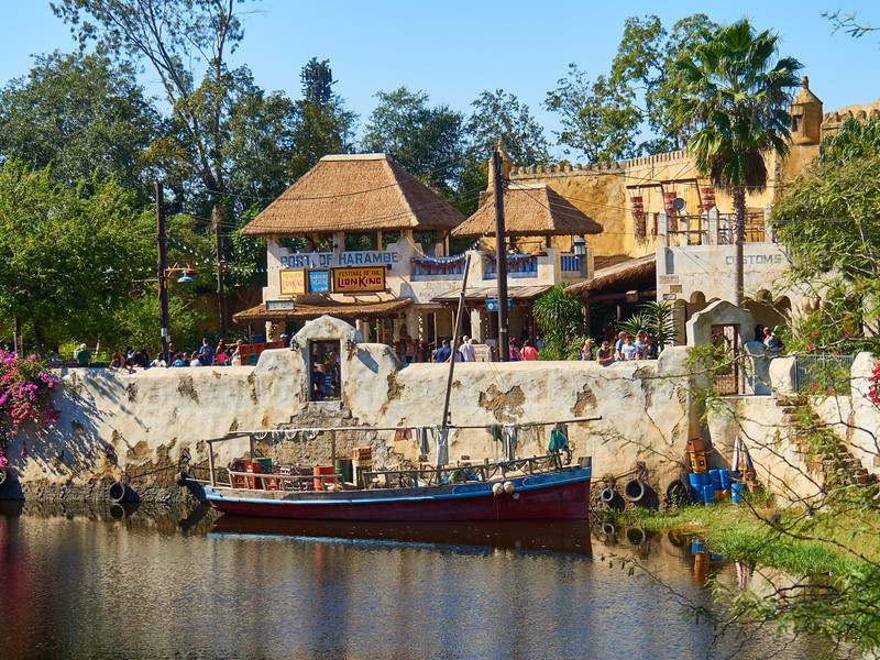 Africa, Disney's Animal Kingdom - Orlando, Florida