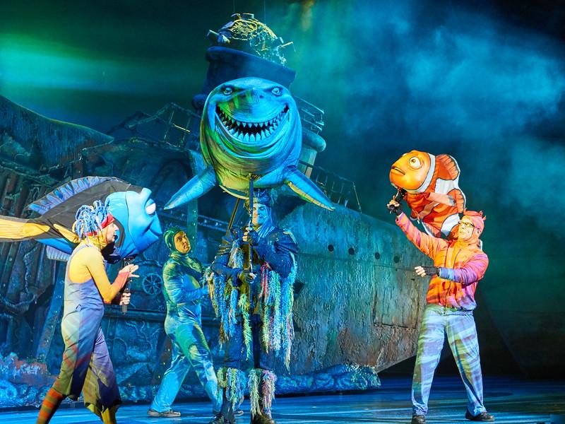 Finding Nemo - The Musical, Disney World - Orlando, Florida