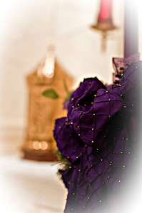 "11/29/2010 ***Happy New Year!!!*** Today was the first Sunday of the Catholic new year, the first Sunday of Advent. The familiar old wreath of three purple, one pink and one white candles has taken its place in the Sanctuary of every Catholic church in the world and at the center of millions of dinner tables. And it reminds us to ""Prepare the way!"""