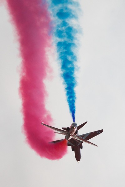 RAF LEUCHARS AIRSHOW 2012
