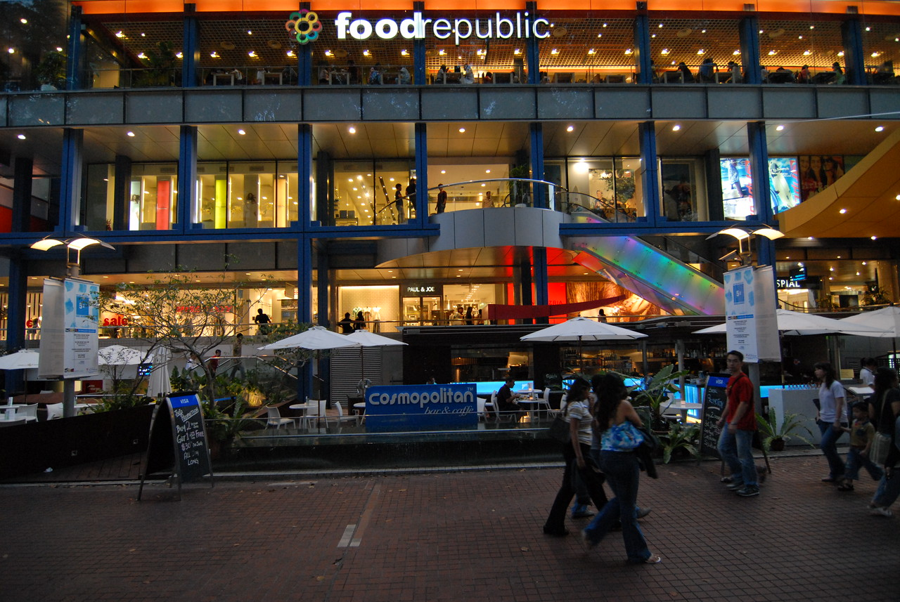 Food Republic, Singapore