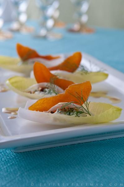 Meduri Fruit recipe development + photos