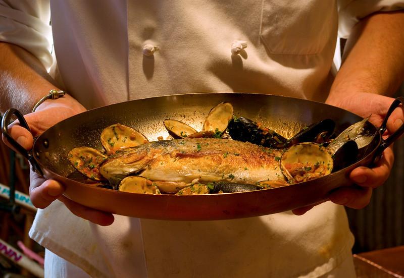 Street & Company's Whole Fish Dorade, December 2008