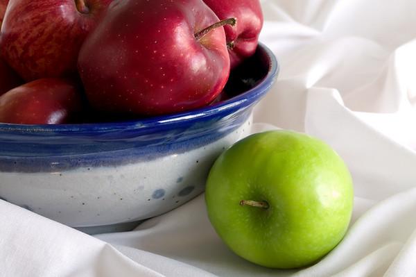 Apple Stilllife