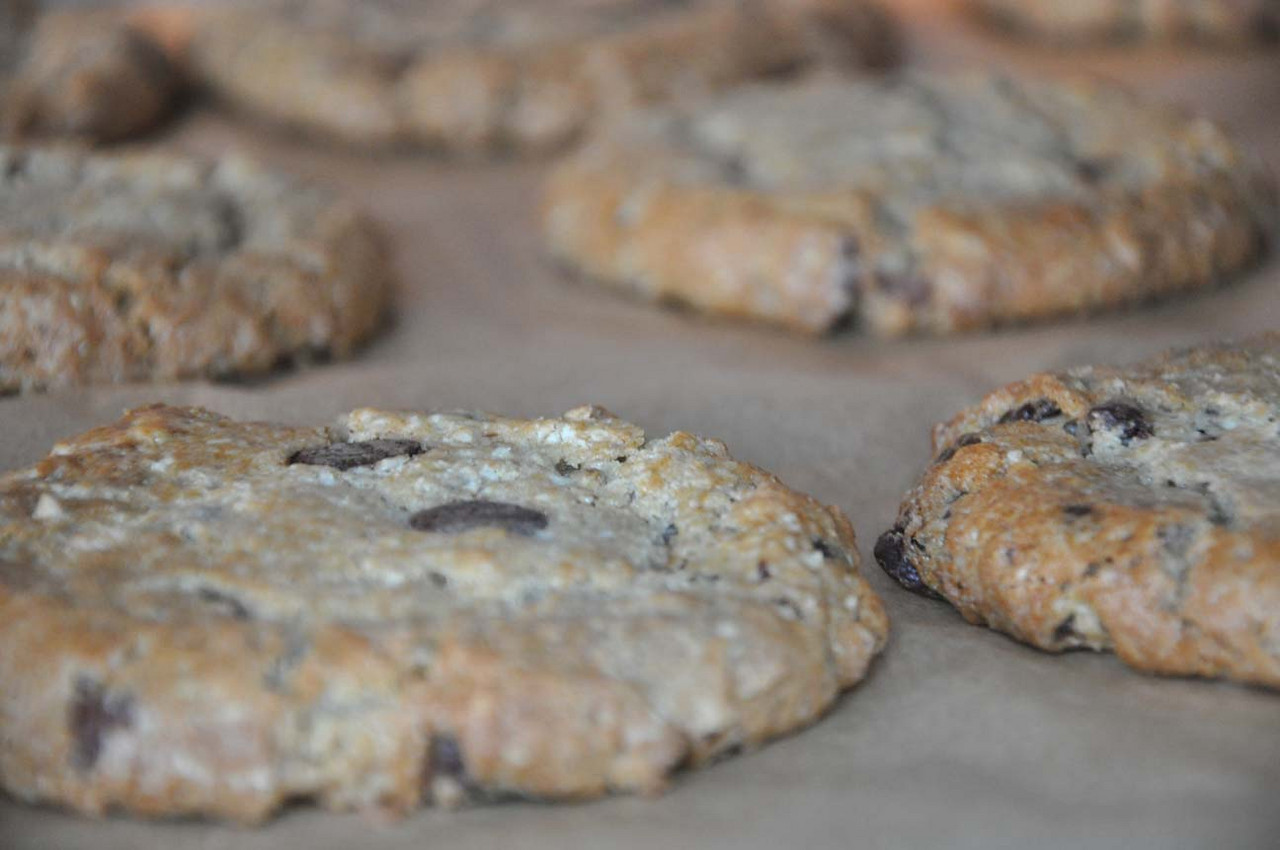 Oatmeal Raisin Cookies at Grand Central Bakery