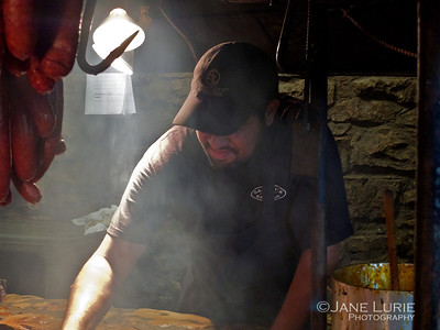 Smoke and Heat, The Salt Lick, Austin