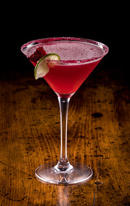 Red Blush Margarita