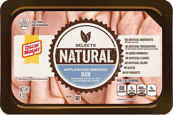 Oscar Mayer Selects Applewood Smoked Ham