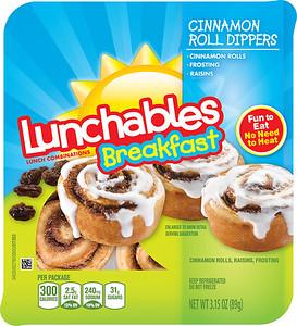 Lunchables Breakfast