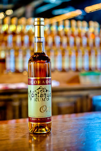 Montana Rum Distillery in Crested Butte Colorado