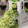 Spiralizer, zucchini