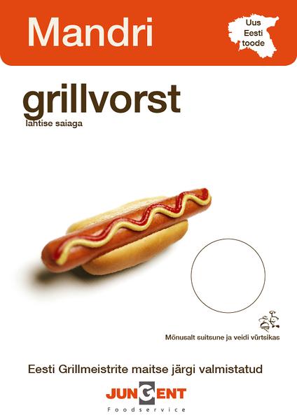 132499Mandri grillvorst 75g 135tk lahtise saiaga poster