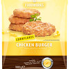 Foodworks chicken burger cornflakes