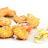 140499 FOODWORKS Kananagitsad maisihelbepaneeringus (47% kanaliha) 12*1kg 140499
