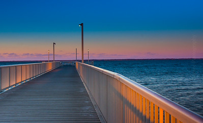 Woodland Beach Pier