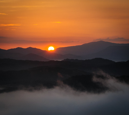 Smoky Mountains, Townsend, Tennessee