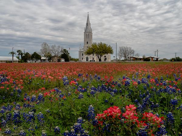 Seguine, Texas