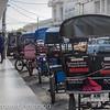 Pedi cabs - Town of Cienfuegos