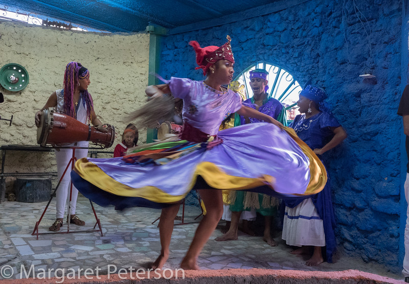 Santeria-themed Dance