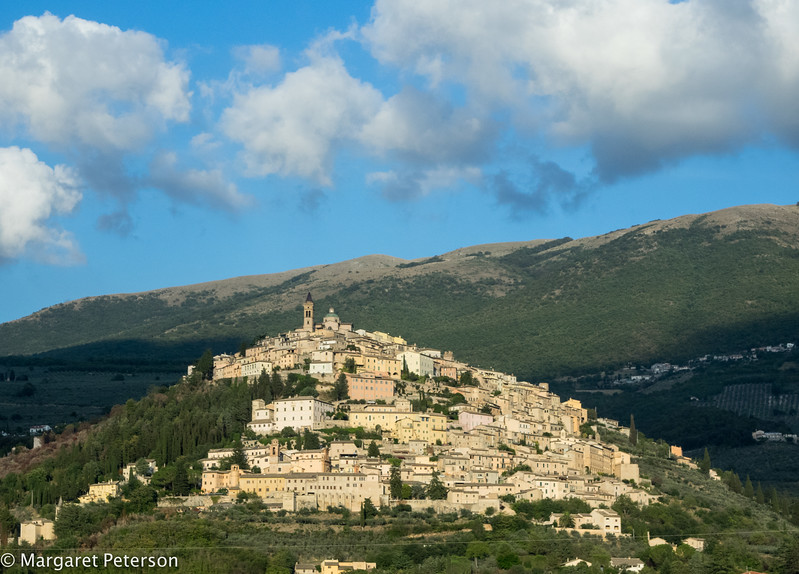 Hill Towns of Umbria -1