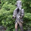 Sculpture  of Franz Kafka