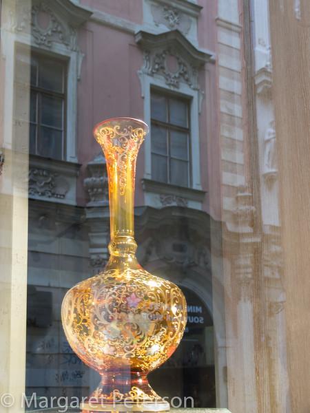 Czech art glass