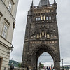 Old Town tower on Charles Bridge