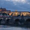 Charles Bridge and Prague Palace