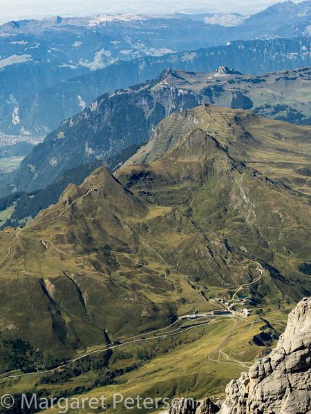 View towards Interlaken