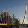 Bridge, City of Arts & Sciences