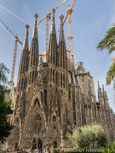Barcelona and Antoni Gaudi
