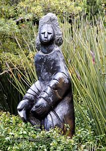 Artwork in Kirstenbosch Gardens