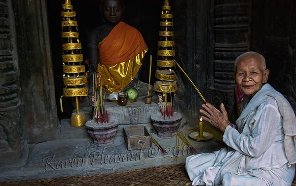 Angkor Thom, Camdobia