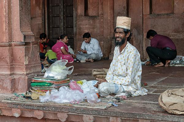 Fatepur Sikri, India