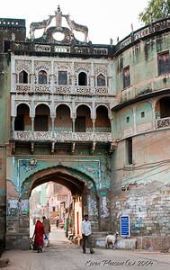 Mandawa street scenes