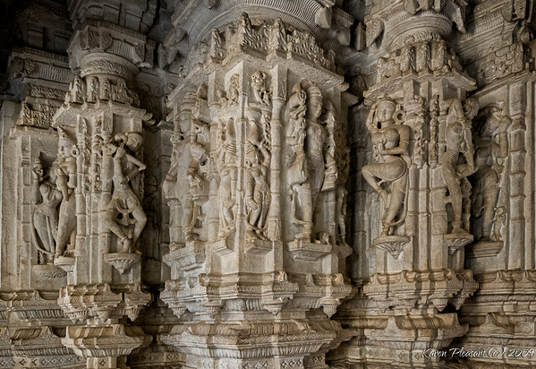 Ranakpur - Jain Adinath Temple