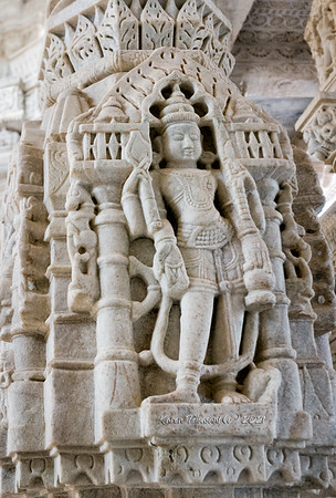 Jain Adinath Temple, Ranakpur