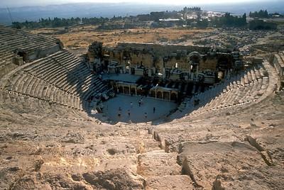 Hieropolis Theater, Hieropolis