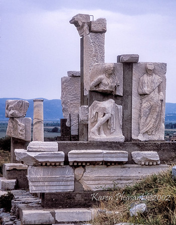 Gate of Hercules, Ephesus