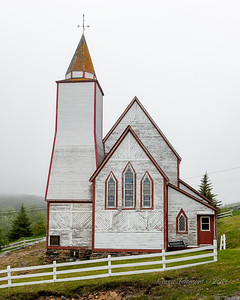 St. James Anglican Church, King's Bay, Newfoundland