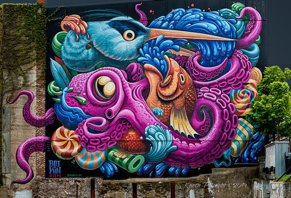 Mural, Hallifax