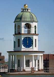 Citadel Clock, Hallifax