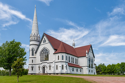 St. Mary's Church, Indian River, Prince Edward Island