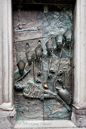 Doors - St. Nicholas' Cathedral