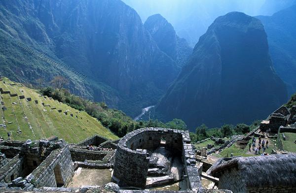 Sun Temple, Machu Picchu