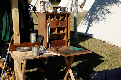 Fort Pierce Civil War Enactment
