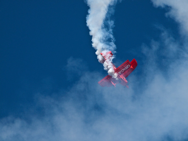 Fort Worth Alliance Air Show- October 24, 2009