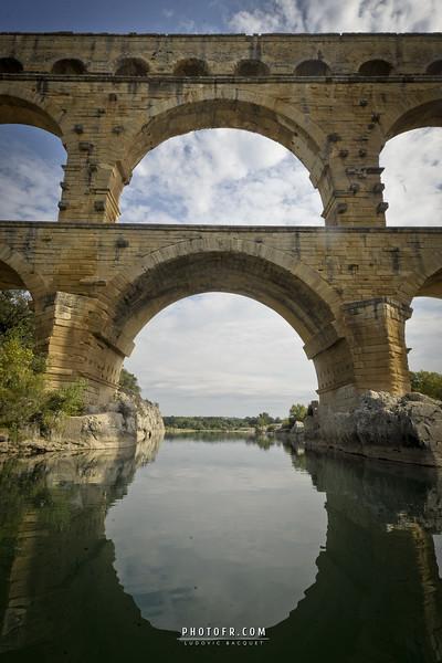 Pont du Gard - South of France