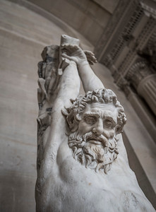 The Torment of Marsyas Louvre